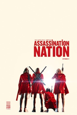 Assassination Nation : quand The Purge rencontre Black Mirror